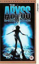 Sci-Fi & Fantasy Special Edition PAL VHS Films