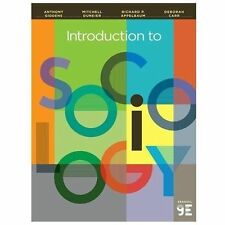 Introduction to Sociology (Seagull Ninth Edition), Carr, Deborah, Appelbaum, Ric