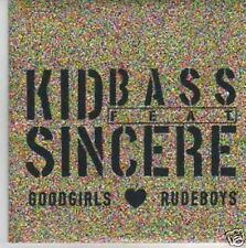 (6M) Kid Bass ft Sincere, Goodgirls Love Rudeboys DJ CD