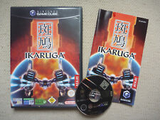 IKARUGA - Nintendo Gamecube - UK PAL Excellent Condition Boxed & Complete!