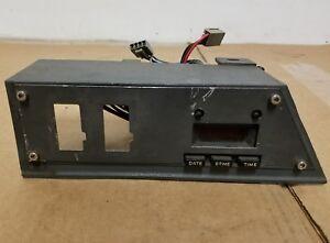 1984 svo mustang switch panel