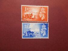 GB 1948 Commemorative Stamps~Channel Islands Liberation~GVI~Fine Used~UK seller