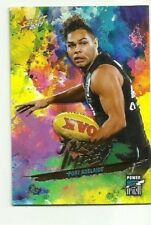 2017 Footy Stars PORT ADELAIDE JARMAN IMPEY Parallel Holo Foil HF112 FREE POST