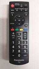 New Original Panasonic N2QAYB000820 TV Remote Control