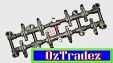 Toyota 22R Cylinder head rocker gear assembly