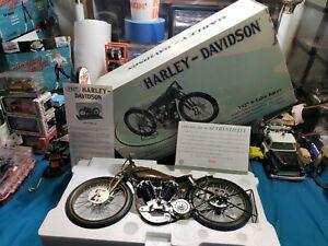 1927 Harley Davidson 8 valve board track racer motorcycle 1:6 Xonex BEAUTIFUL 😍