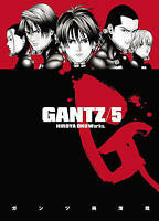 Gantz: v. 5 by Hiroya Oku 2009 Dark Horse Manga English