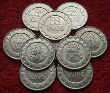 POLAND SET OF COINS PRL 20 ZL XXX YEARS COMECON 1974 YEAR !!! ONE PIECE LOT