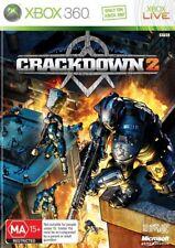 Crackdown 2 *NEW & SEALED* Xbox 360