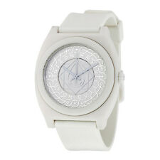 Nixon Time Teller P All White Shadow Ladies Watch A1191620