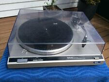 Vintage Technics SL-Q2 Turntable. 120 Volt US Power in Working Order