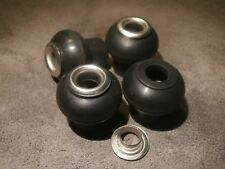 4 MUSHROOMS GOMMINI GROMMETS THORENS TD 124. TD 135 TD 224 TD 121 MADE IN ITALY