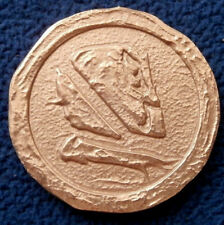 GAME OF THRONES - God of Many Faces / FACELESS MAN COIN: TV Prop Replica