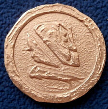 GAME OF THRONES - God of Many Faces / FACELESS MAN COIN - TV Prop Replica