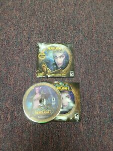 World Of Warcraft Trial Edition Video Game Blizzard 14 Day Free DVD-Rom PC