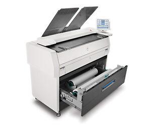 "LOW meter under 100k  ""K model"" Kip 7170K Engineering Copier Printer  7170  7000"