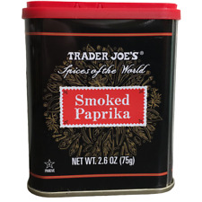 Trader Joes Smoked Paprika 2.6 oz Spices of the World