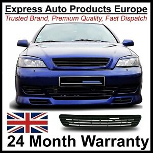 Debadged Grille VAUXHALL Astra G Mk4 Hatchback Coupe & Convertible