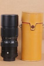 GRANIT - 11 lens 4.5/80-200 mm ZOOM Mount M42 Soviet USSR Vintage