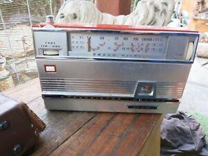 vintage National 8 transistor radio made in japan