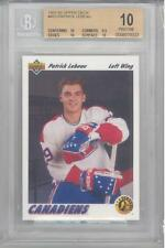 1991 Upper Deck Patrick Lebeau (Rookie Card) (#453) (Population of 1) BGS10 BGS