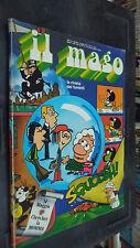IL MAGO N.2 MAGGIO 1972 - LA RIVISTA DEI FUMETTI E DELL'UMORISMO