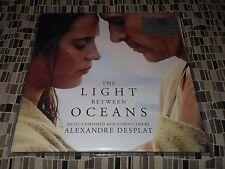 The Light Between Oceans Soundtrack 2Lp180g Ocean Blue vinyl MOV