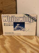 White Wings 13/15 Paper Airplanes Set 1980 version Original Series, see note