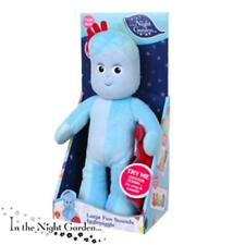 IN THE NIGHT GARDEN Large Iggle Piggle Fun Sounds Soft Toy - Brand New