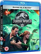 Jurassic World: Fallen Kingdom (3D Blu-Ray + 2D Blu-Ray + Digital Download)