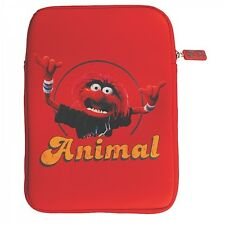 The muppets ANIMAL ipad tablet sleeve cover case 17 x 23cm New