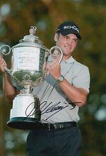 Martin Kaymer Hand Signed 12x8 Photo Golf Pga Champion.