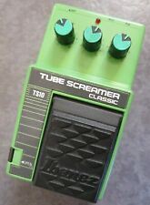 Ibanez TS10 Tube Screamer Classic Overdrive Effects Pedal