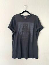 Junk Food Darth Vader Cotton Gray SS Crewneck Graphic T-shirt - Size XL