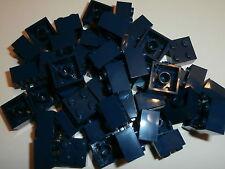 LEGO BASICS / CREATOR    50  dunkelblaue  Bausteine  2 x 2  Noppen   NEUWARE