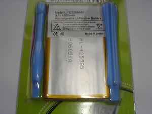 Batterie pour Apple iPod UP325385A4H UP325385A5H UP425585A4H M8513LL/A NEUVE