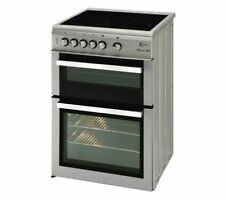 Flavel Milano E60 Silver Electric Cooker-Model ML61CDS