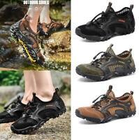 Men's Creek Water Shoes Outdoor Climbing Hiking Non-slip Waterproof Breathable