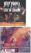 CD--DEEP PURPLE--LIVE IN LONDON-SPECIAL LTD.EDITION