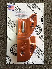Bullet Proof Designs Orange Linkage Guard for KTM 2012-17 150 250 300 350 450