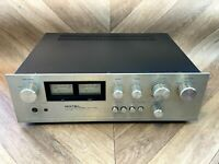 Rotel RA-712 Integrated Stereo Amplifier Amp Separate, Silver, Phono Stage WORKS