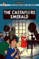TINTIN - THE CASTAFIORE EMERALD Hard Cover -By Herge BRAND NEW