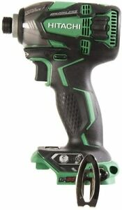 Hitachi, 18V Variable Speed Brushless Cordless Impact Driver (Tool Only)