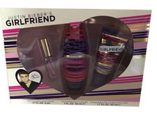 Justin Bieber's Girlfriend 3 Piece Perfume Gift Set: Spray, Rollerball & Lotion