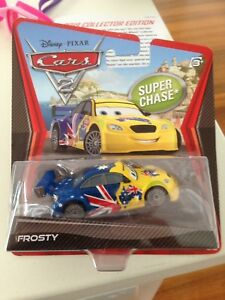 DISNEY CARS FROSTY - SUPER CHASE - BRAND NEW