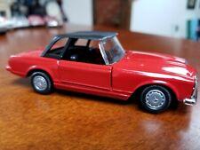 1/37 Gama mini (Germany) Red Mercedes 230 SL Replica