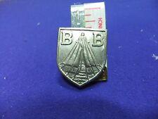 vtg badge boys brigade bb pioneers campcraft camper sure steadfast  1920s 30s