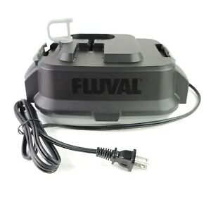 Fluval 307 40-70 Gallon Replacement Motor Head with Impeller and 2 Rings