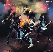 KISS ALIVE! ALBUM COVER POSTER 24 X 24 Inches
