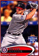2012 Topps Bryce Harper #US299 Baseball Card